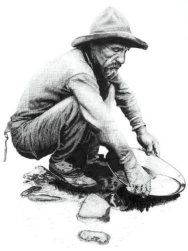 Volunteer Prospecting – Gold in Them Thar' Hills