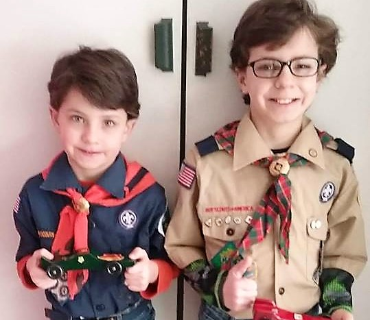My Top 10 Reasons to Sign Your Son Up For Cub Scouts
