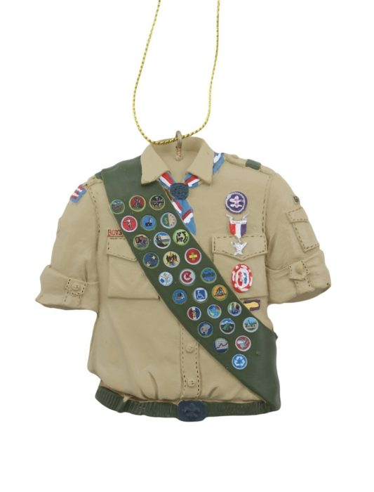 Cool Scout Christmas Ornaments - Mike Cooney Creative